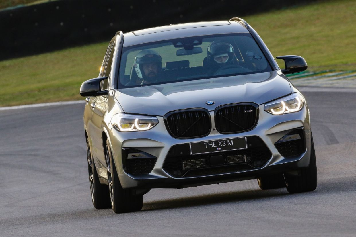 bmw x3 m competition 7