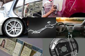 Jante, breque, surdina: os nomes curiosos de algumas peças do carro