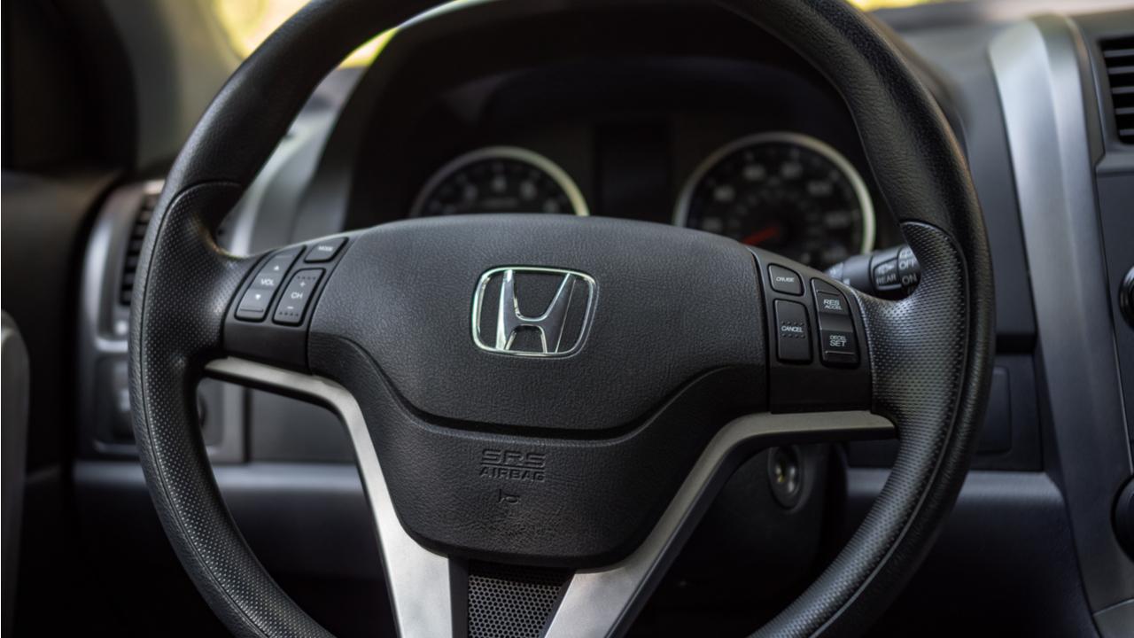 volante honda airbag takata shutterstock