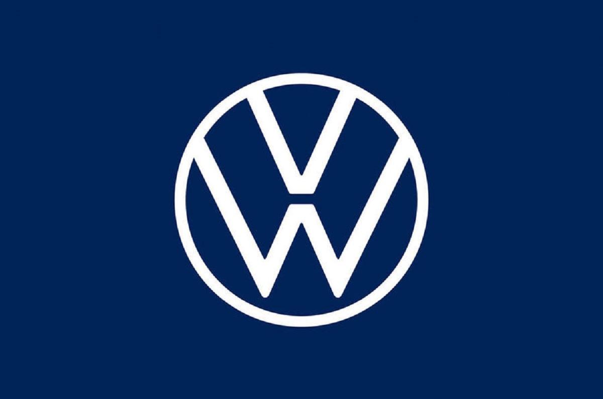 nova logo da volkswagen 1
