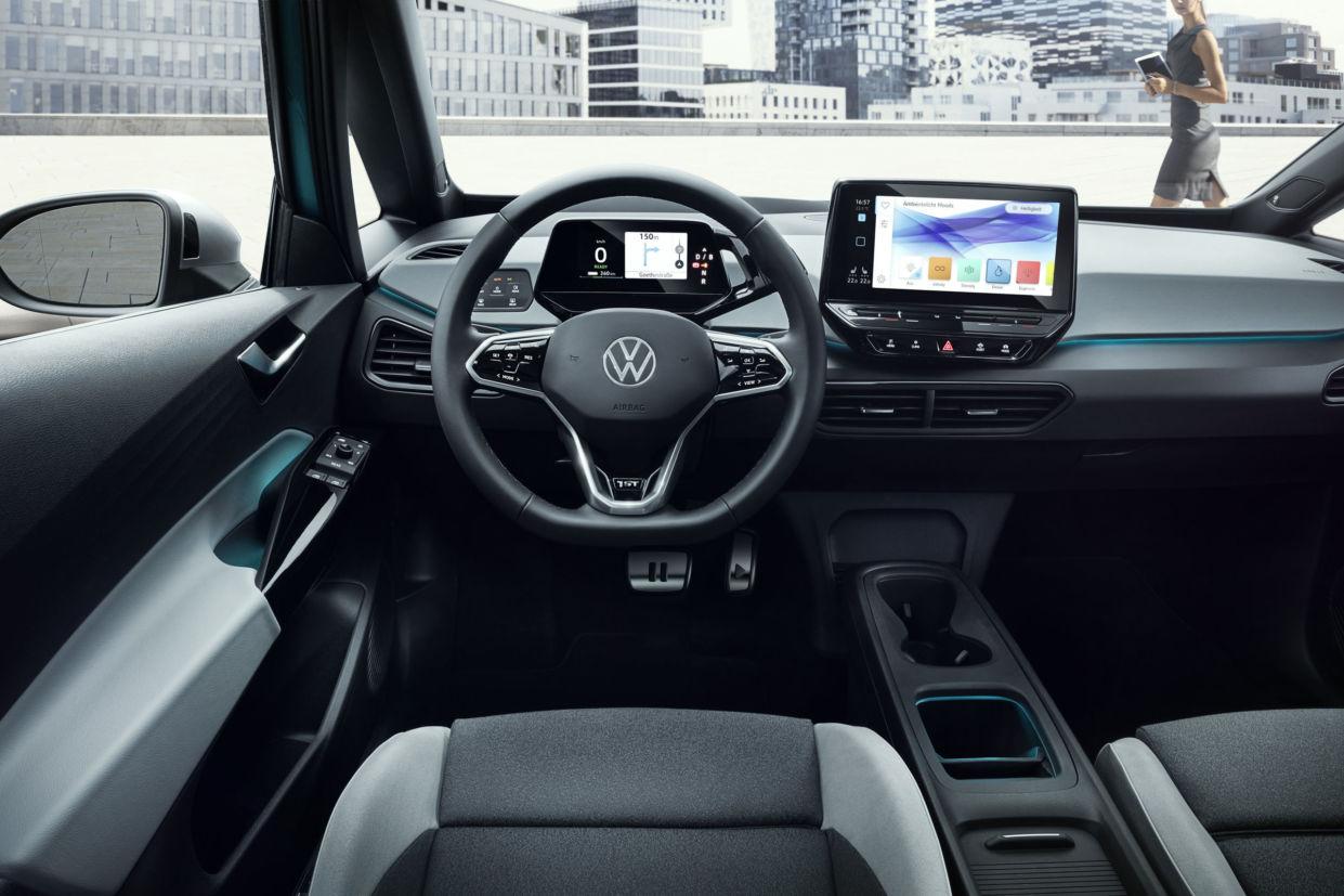 volkswagen id3 eletrico interior 4