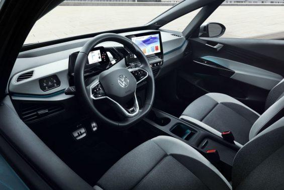 volkswagen id3 eletrico interior 5