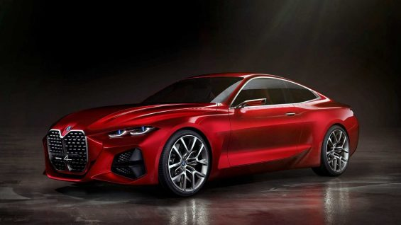 bmw cupe concept