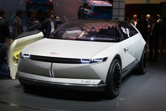 hyundai 45 concept frankfurt 2019