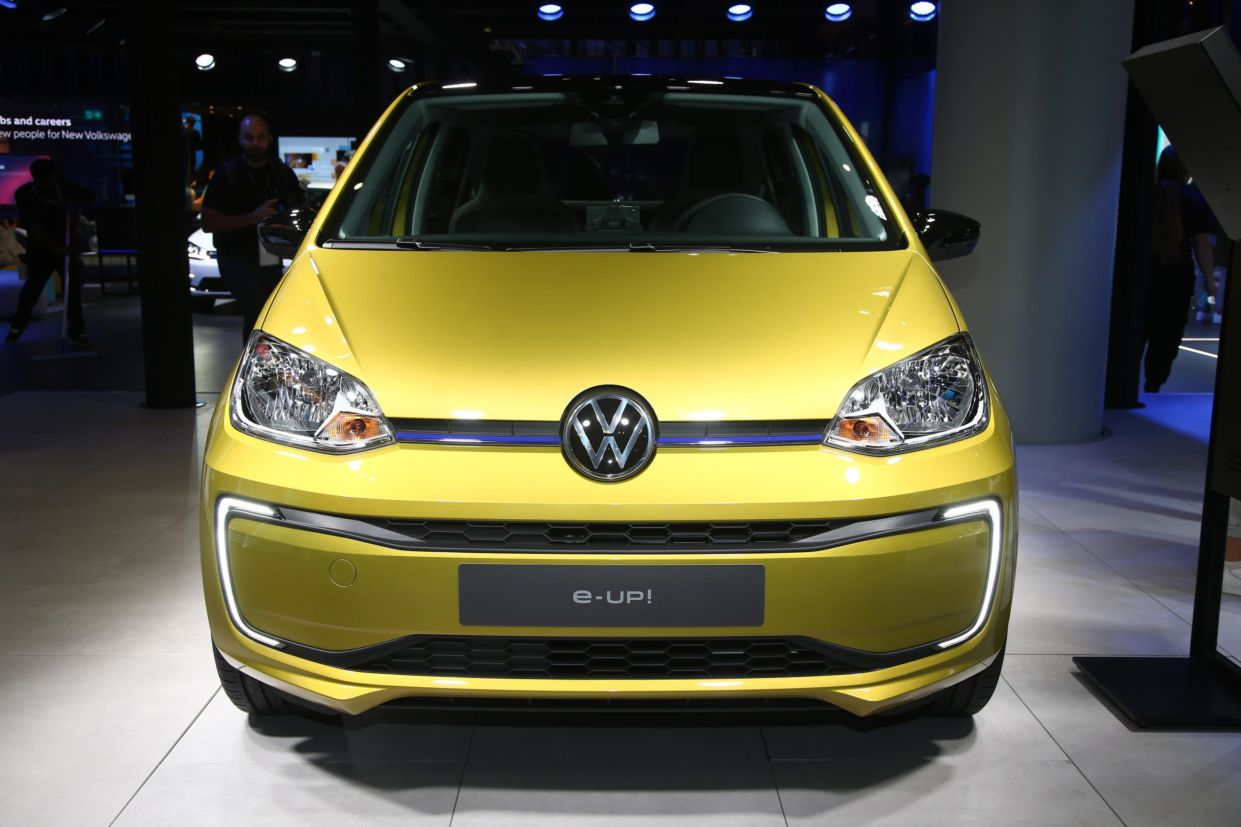 volkswagen e up 1