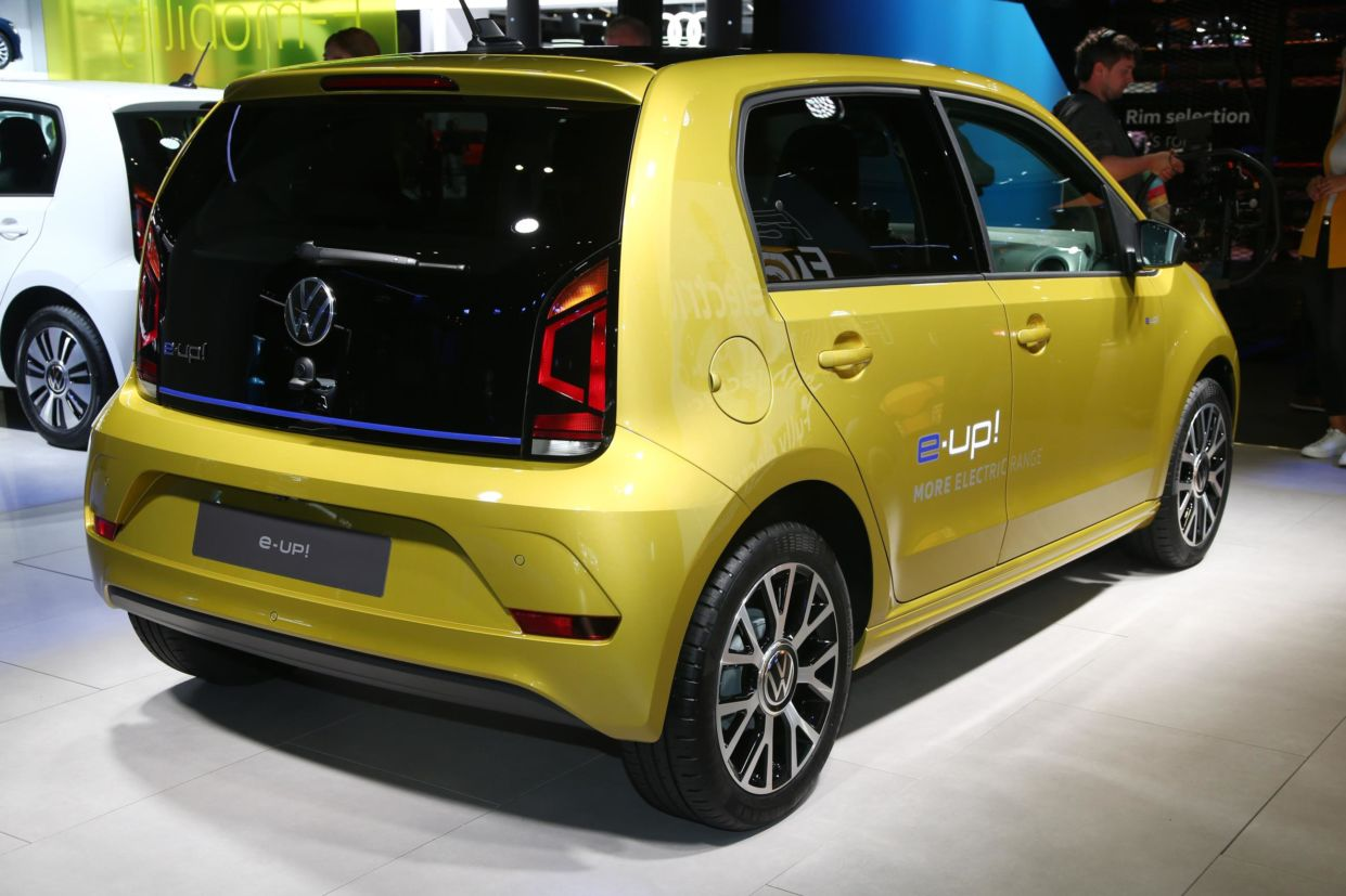 volkswagen e up 2