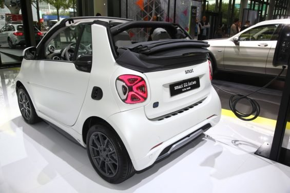 smart eq forfour 2 frankfurt 2019