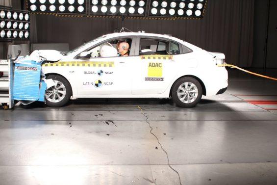 novo onix plus crash test 4
