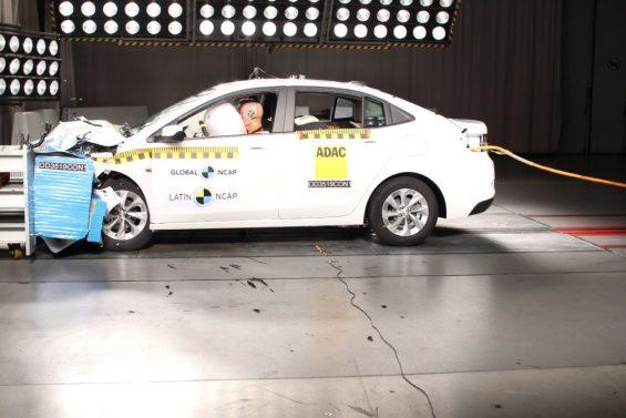 novo onix plus crash test 5