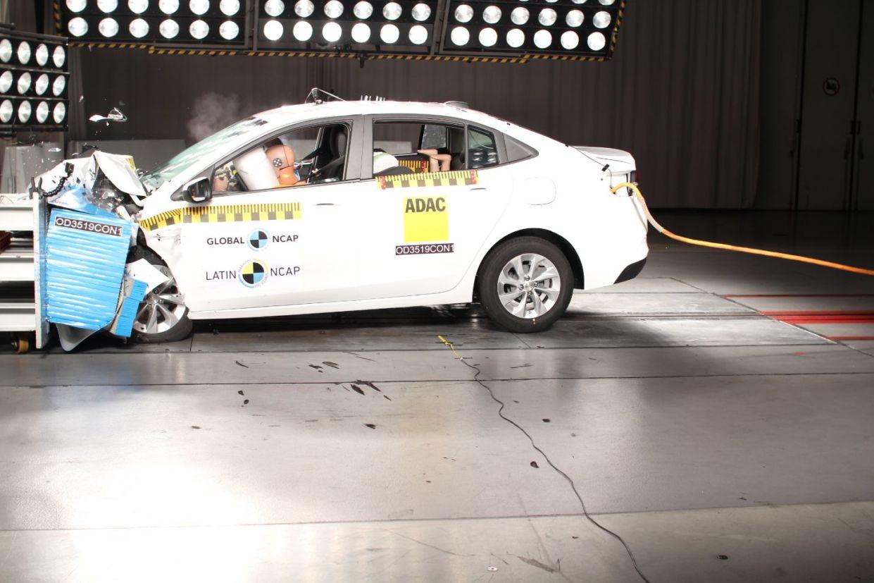 novo onix plus crash test 6