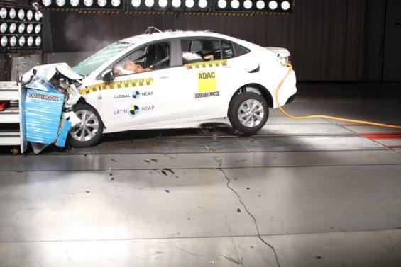novo onix plus crash test 9