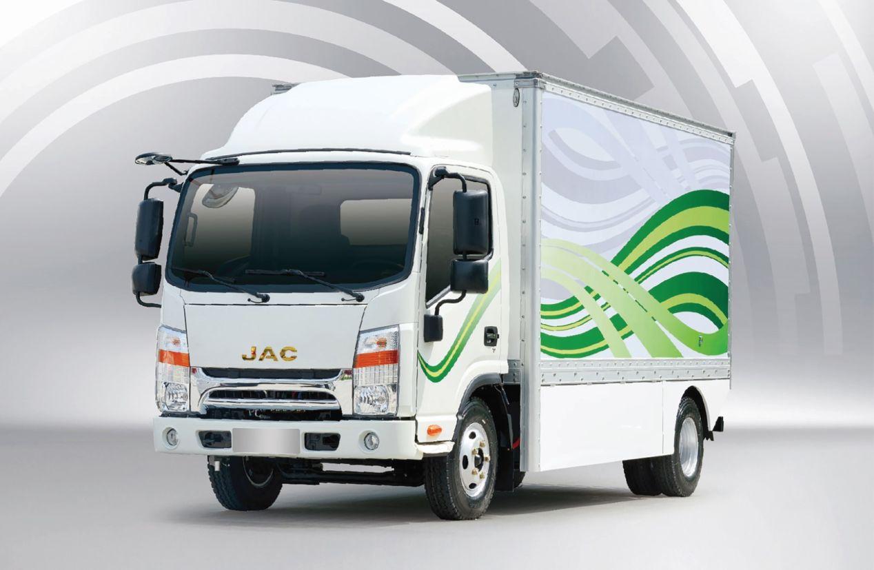 A JAC fez uma grande aposta nos veículos elétricos para o Brasil, e passará a vender cinco novos modelos, incluindo SUVs, picape e caminhão.