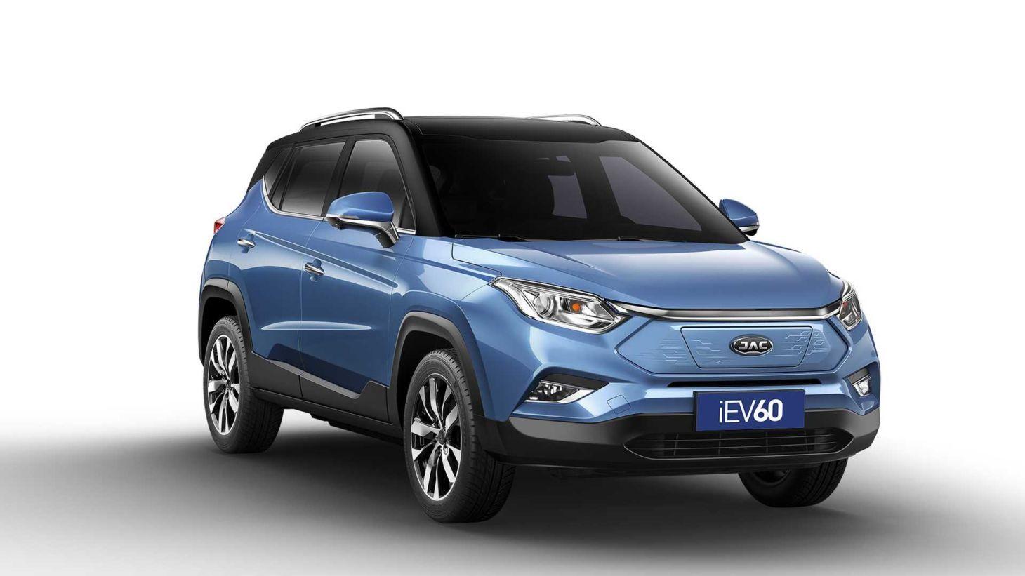 jac iev60 suv eletrico A JAC fez uma grande aposta nos veículos elétricos para o Brasil, e passará a vender cinco novos modelos, incluindo SUVs, picape e caminhão.