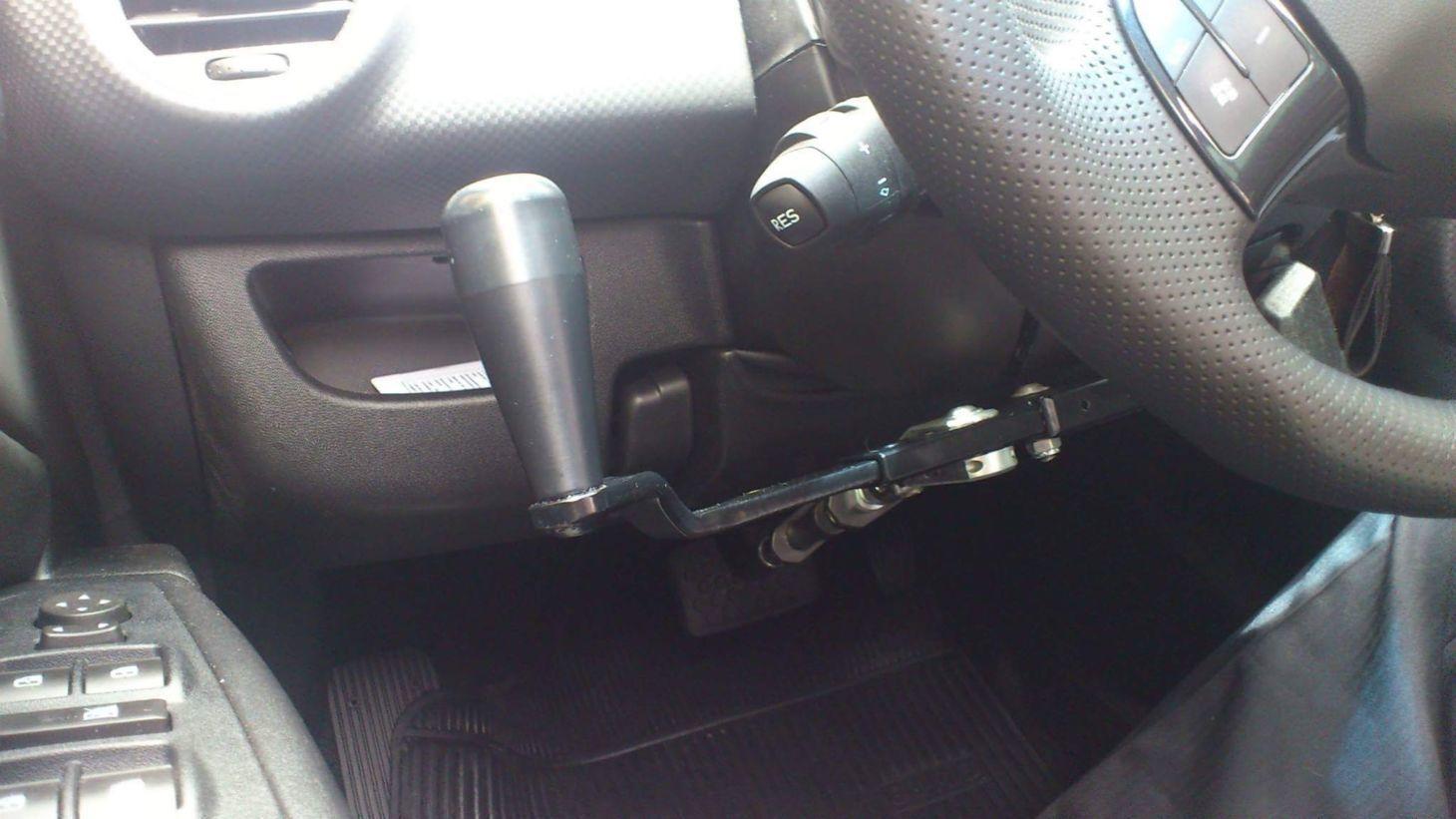 carro adaptado o dirirgir pcd