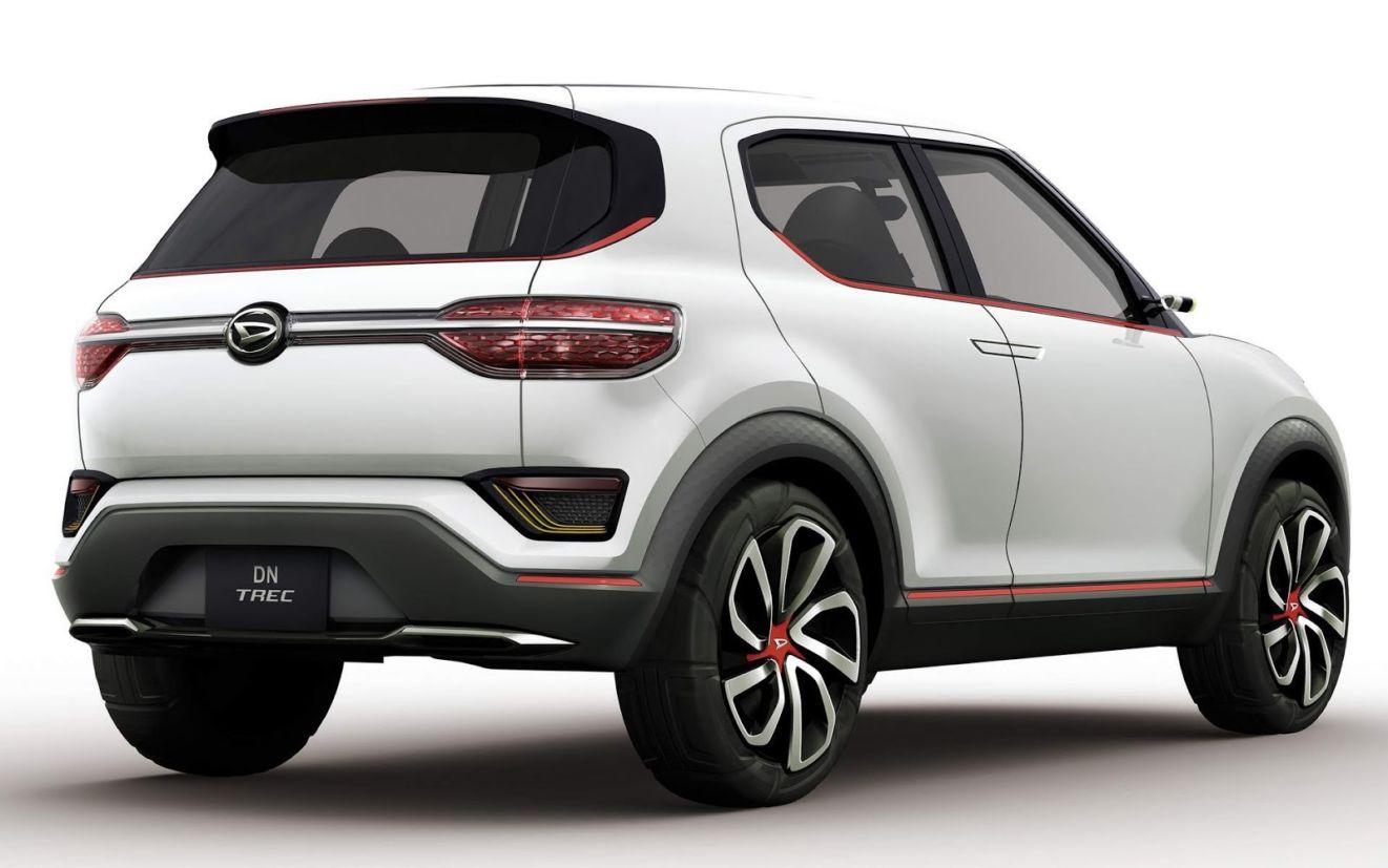novo carro da da Toyota será derivado do daihatsu dn trec