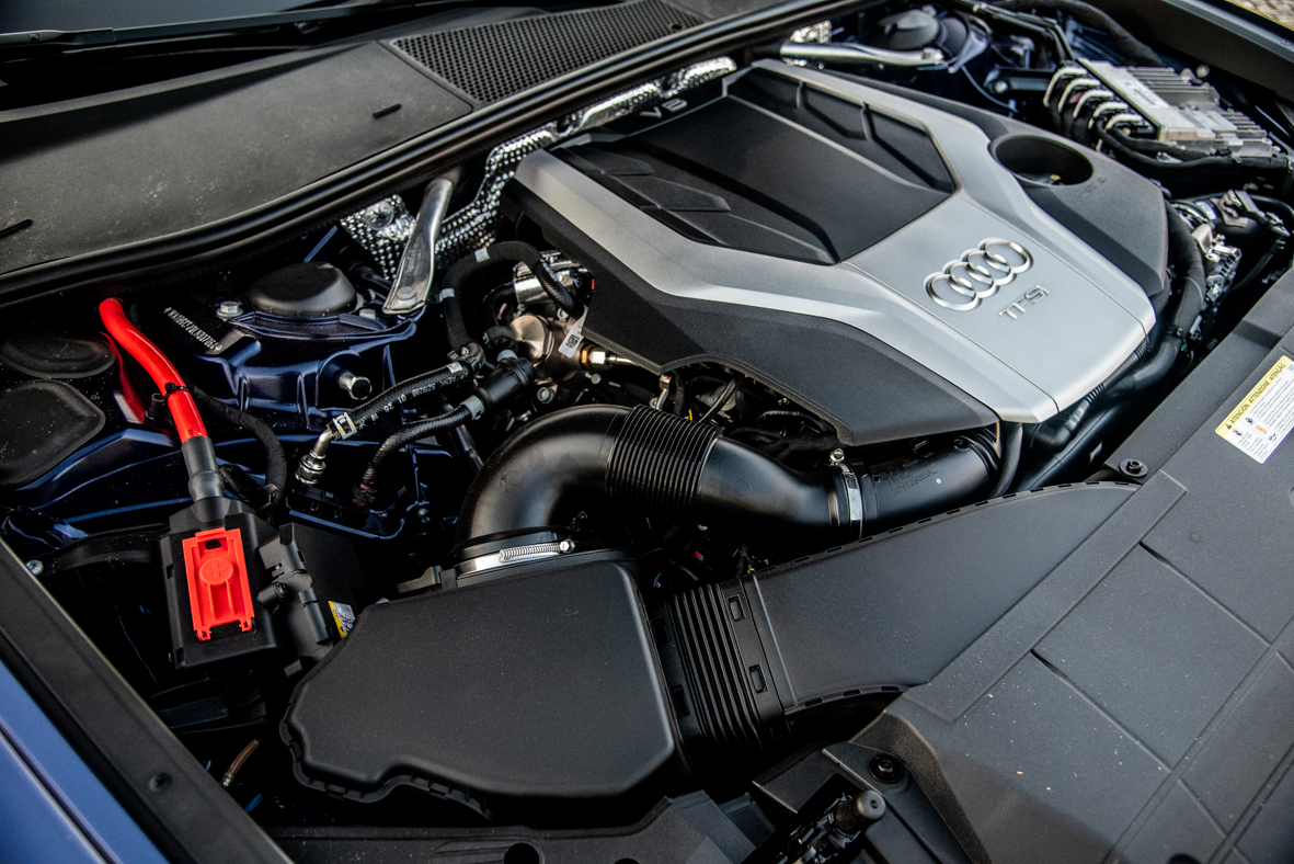 motor 3 0 v6 tfsi dos audi a6 e a7