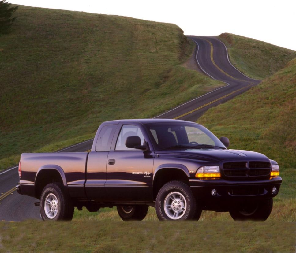 dodge dakota v8