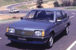 Chevrolet Monza: a história de um dos carros mais queridos do Brasil