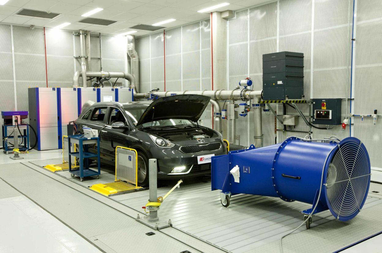 gandini centro tecnologico laboratorio de homologacao e emissoes veiculares 2