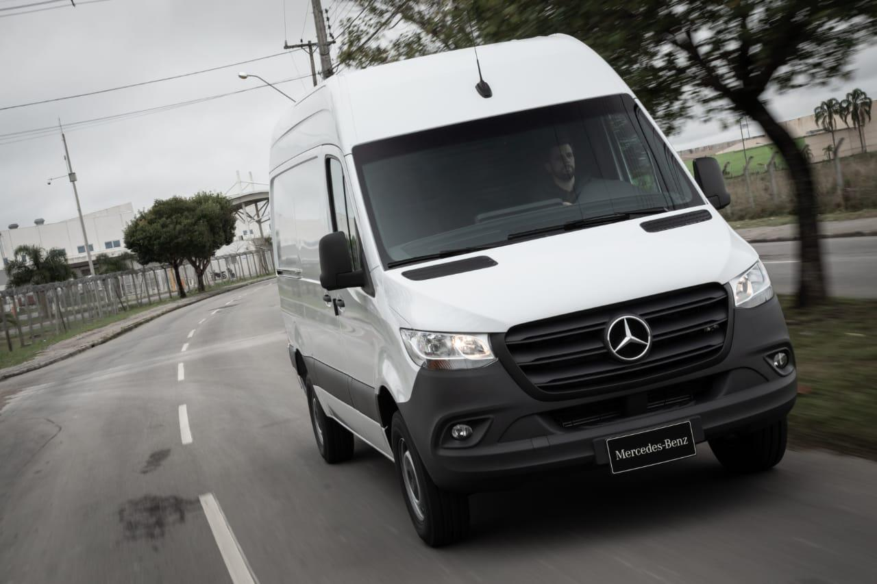 sprinter mercedes benz 2020