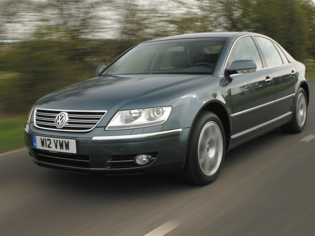 vw-phaeton Carros fracassados: 10 fiascos da indústria automobilística
