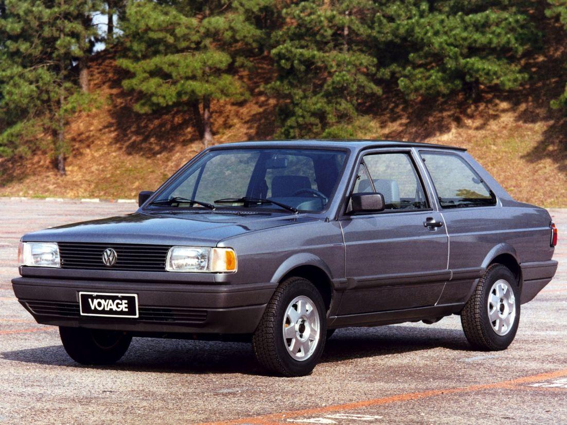 volkswagen voyage 1991 a 1996