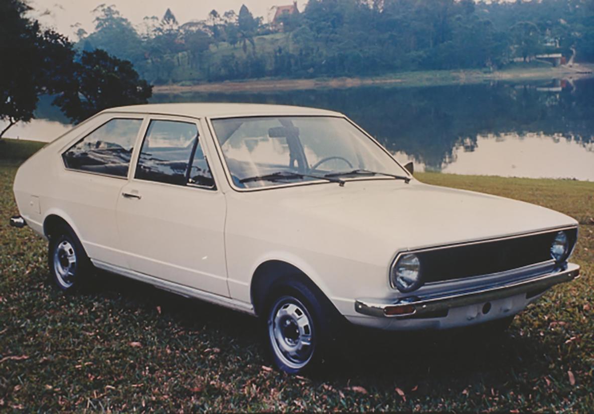 volkswagen passat l 1974