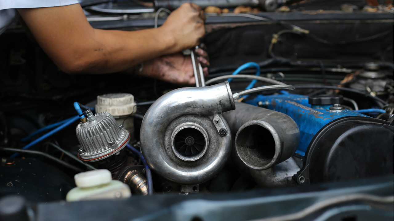 turbo motor turbina shutterstock
