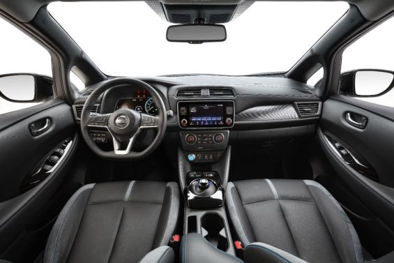 nissan leaf 2020 interior 01 1