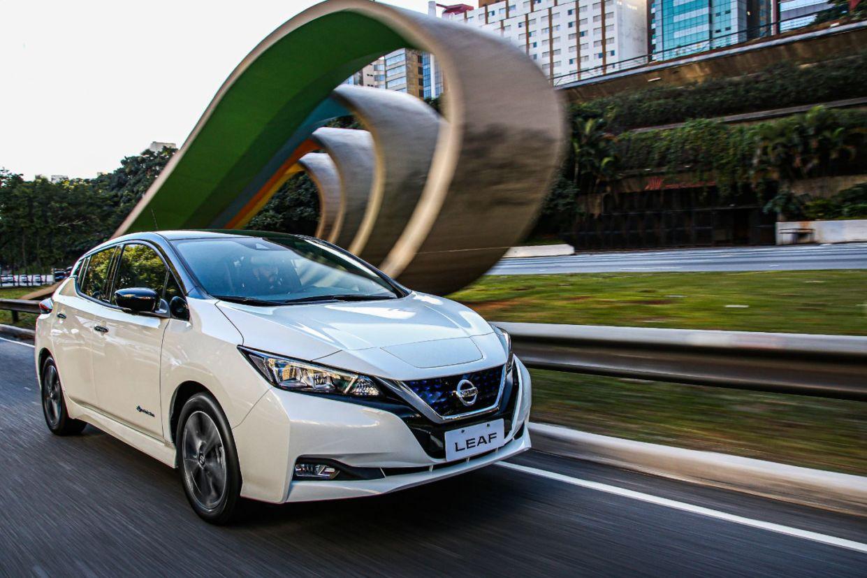 nissan leaf 2020 47 No Retrovisor AutoPapo desta semana, Boris Feldman fala das versões do Onix Plus, dicas para o test drive, consumo de carros elétricos, e mais!