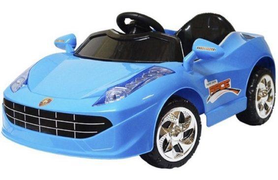 carro eletrico infantil importway ferrari bw005
