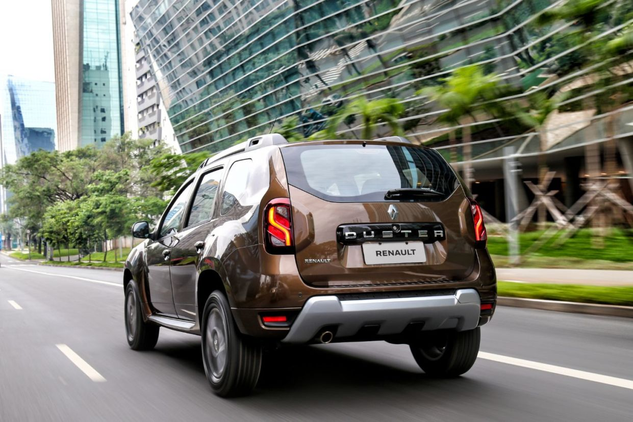 renault duster 2016 traseira