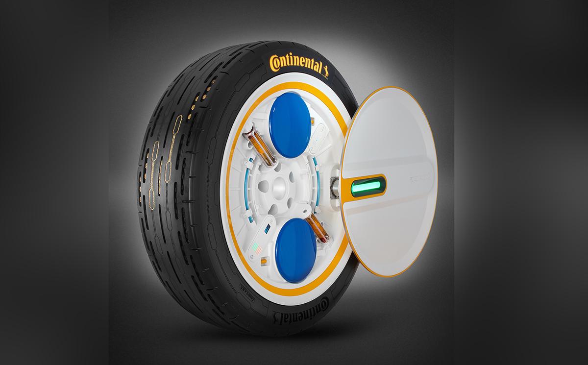 conticare pneu que se calibra sozinho prototipo continental No Retrovisor AutoPapo desta semana, Boris Feldman fala de design de automóveis, a oitava geração do Golf, o adeus do SpaceFox, e mais!