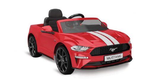bandeirante ford mustang No Dia das Crianças, gente grande pode sonhar junto aos pequenos com modelos de carro elétrico infantil imitando veículos famigerados.