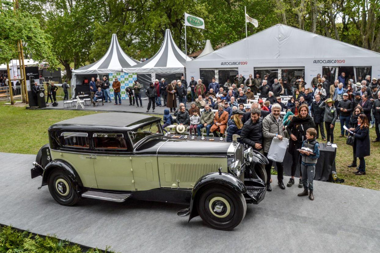 autoclasica 2019 delage d8 1932 1