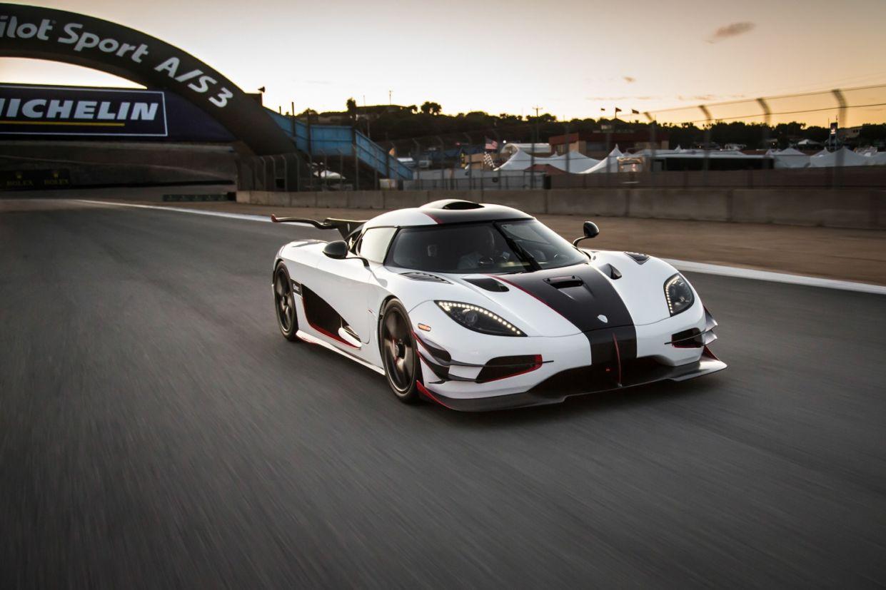 koenigsegg one1 2 Carro mais veloz do mundo