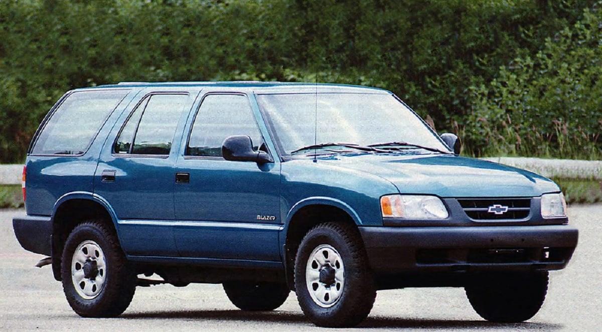chevrolet-blazer-suvs-brasil O que é SUV? Existe mais de uma resposta para essa pergunta, você sabia?