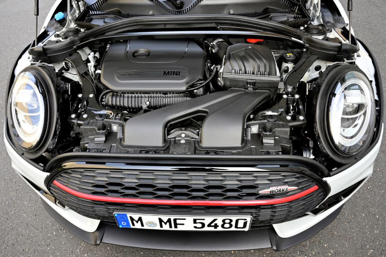novo mini john cooper works countryman motor