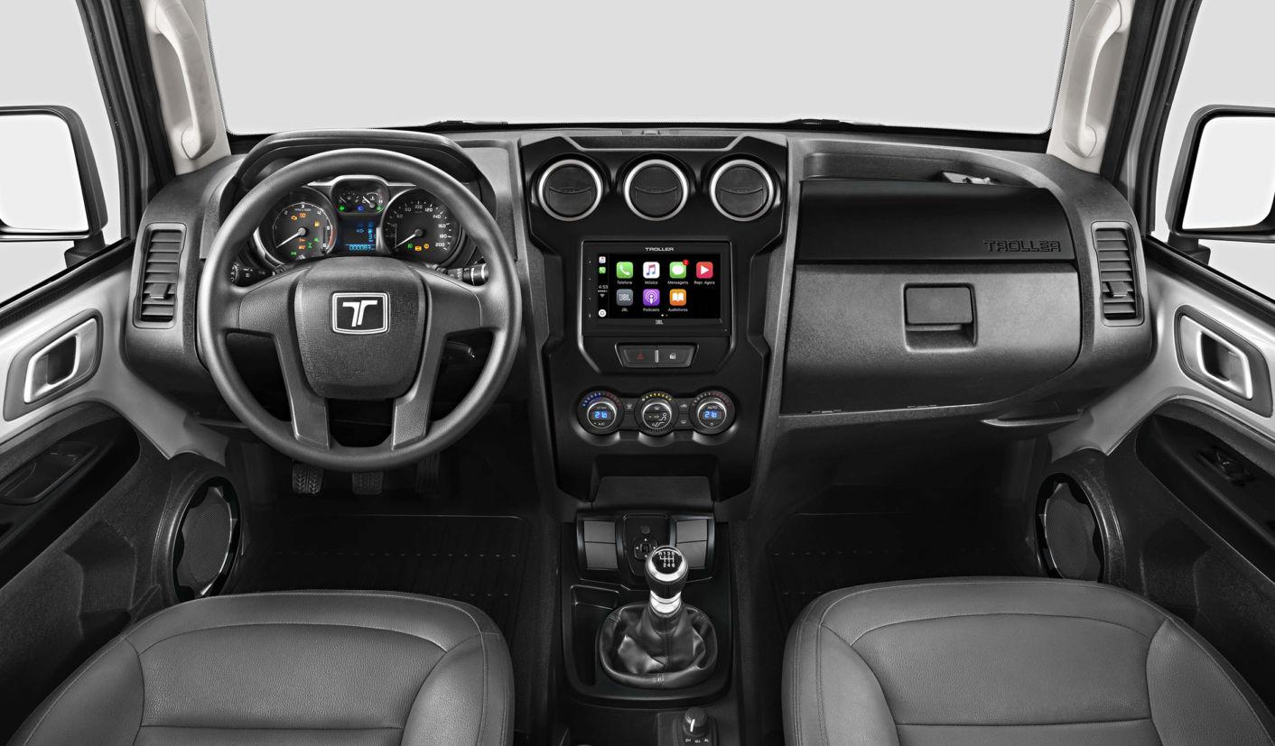 Troller T4 2020 não ganhou nada além de cores novas e reajuste nos preços, e continua sem airbags, comprometendo segurança dos ocupantes.
