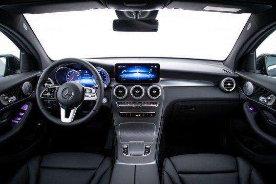 novo glc 300 4m coupe