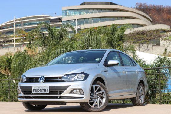 Volkswagen Virtus Highline Beats foto Alexandre Carneiro