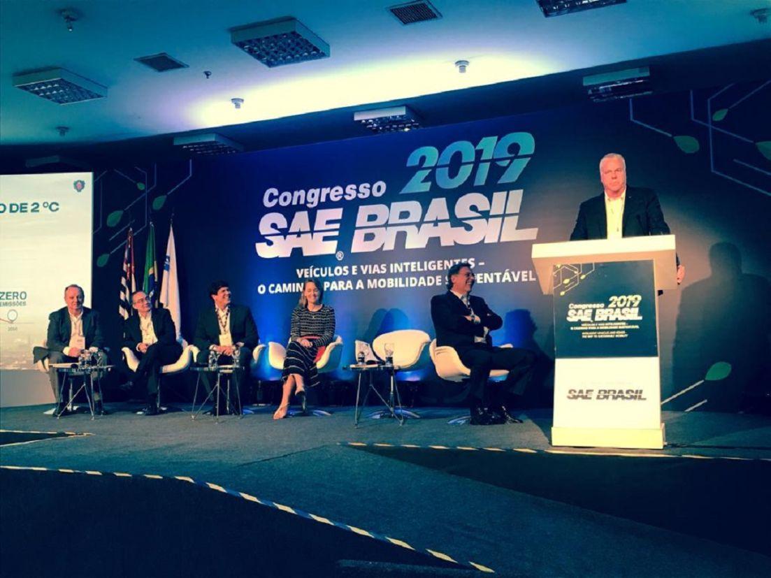 congresso-sae-veiculos Transformação digital dos veículos envolve mudanças culturais