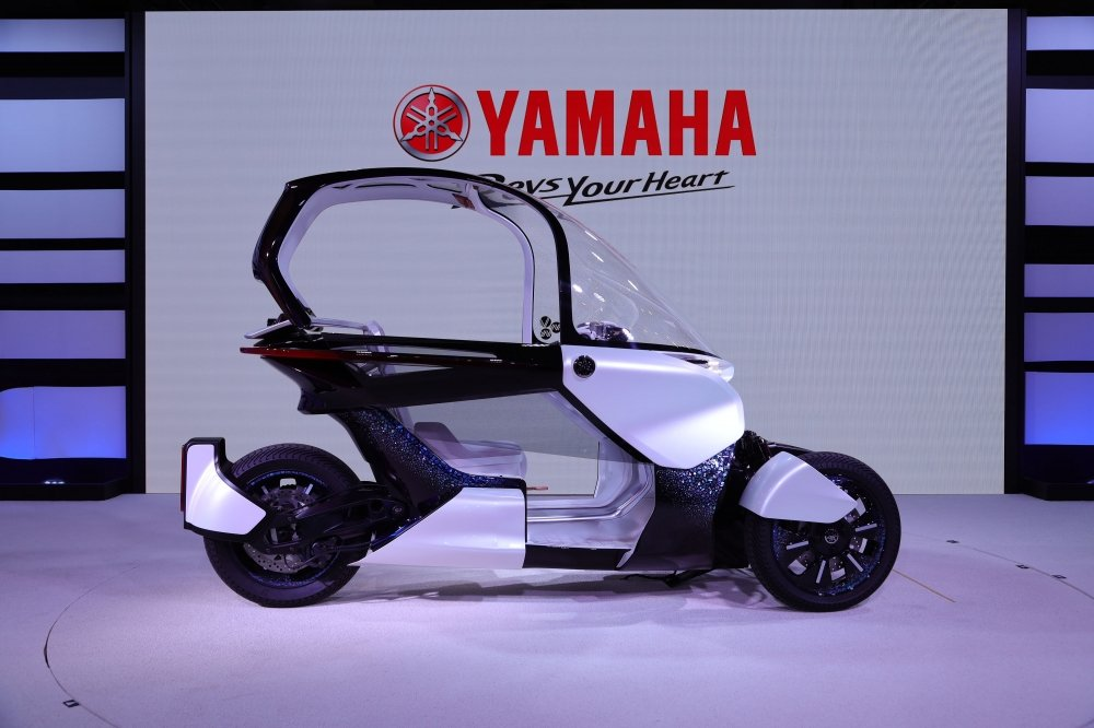 yamaha-mw-vision Para os fãs de Motos, elas foram a grande atração no salão de Tóquio, saiba mais...