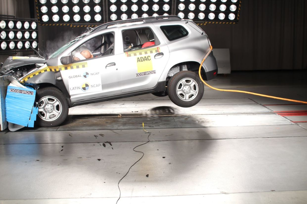 crash test renault duster 6