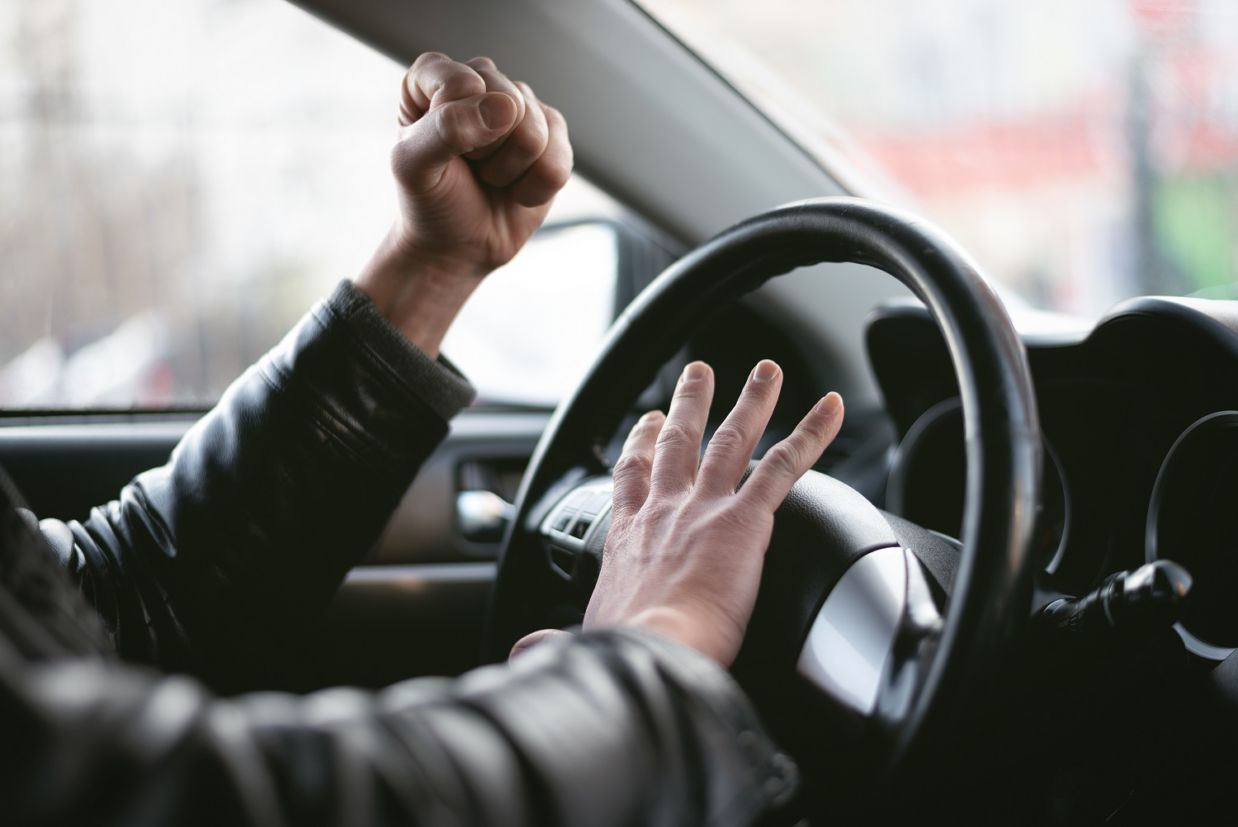transito motoristas estresse stress