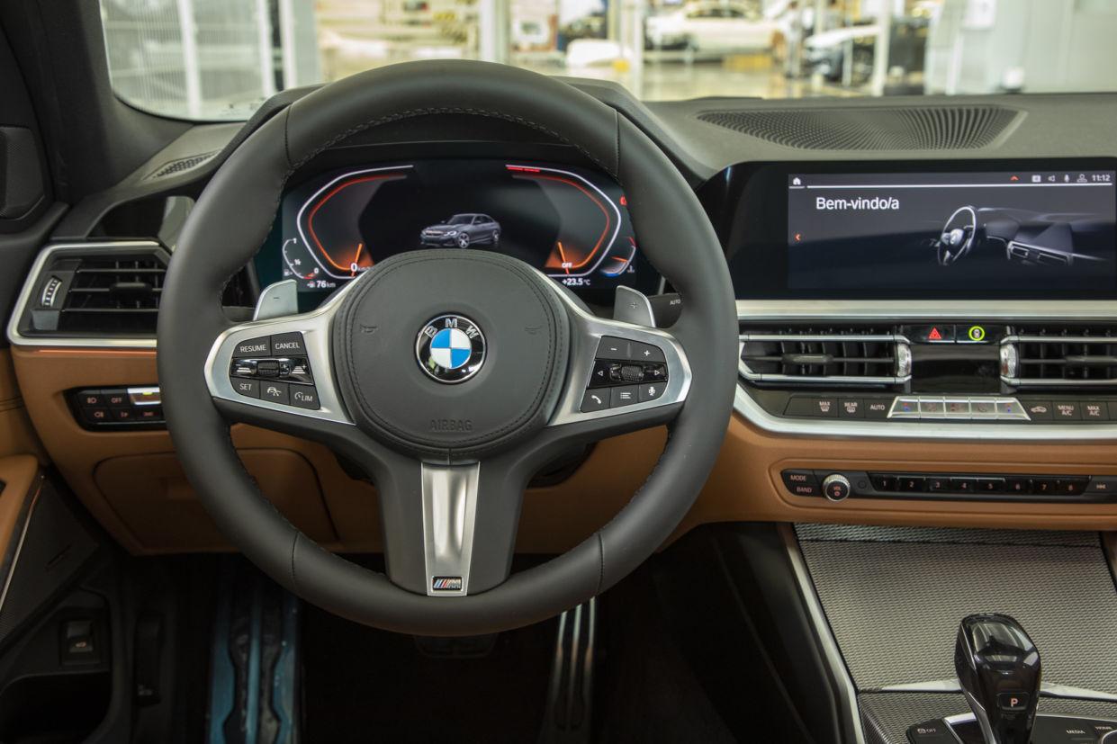 interior bmw serie 3 bmw 320i m sport
