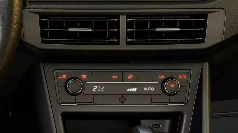 ar condicionado digital vw polo Ar-condicionado
