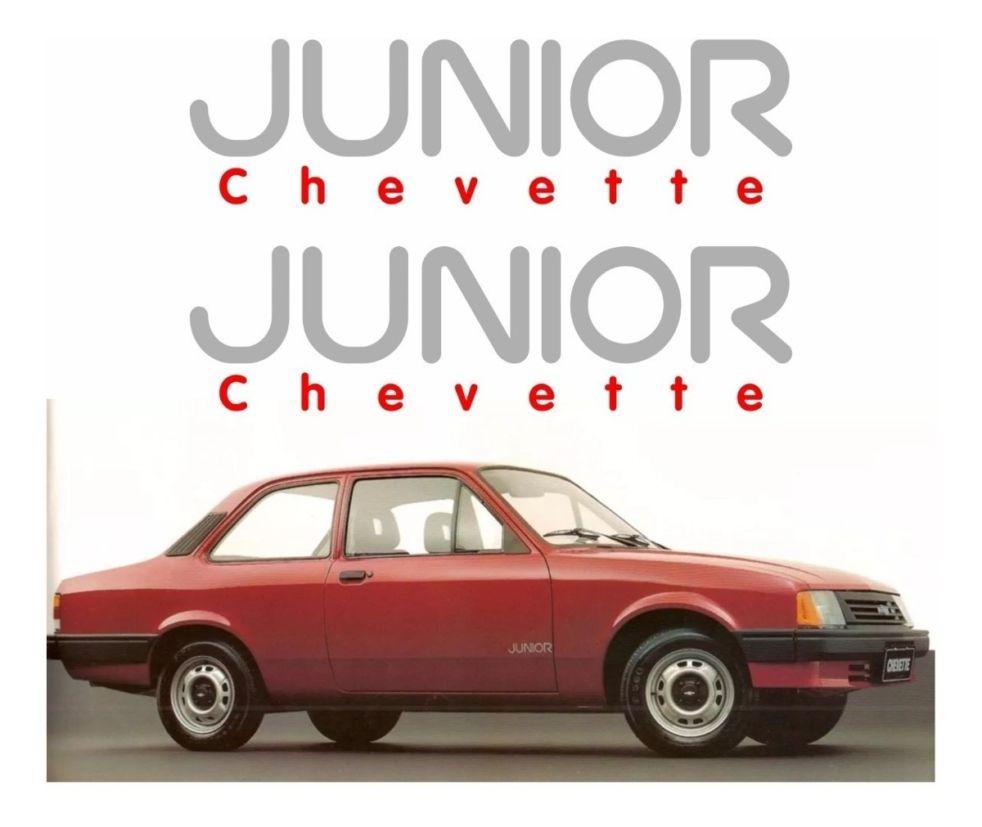 chevrolet chevette junior: No setor automotivo, já teve gente que deixou de fazer a lição de casa, e também quem estudou direitinho e passou no Enem