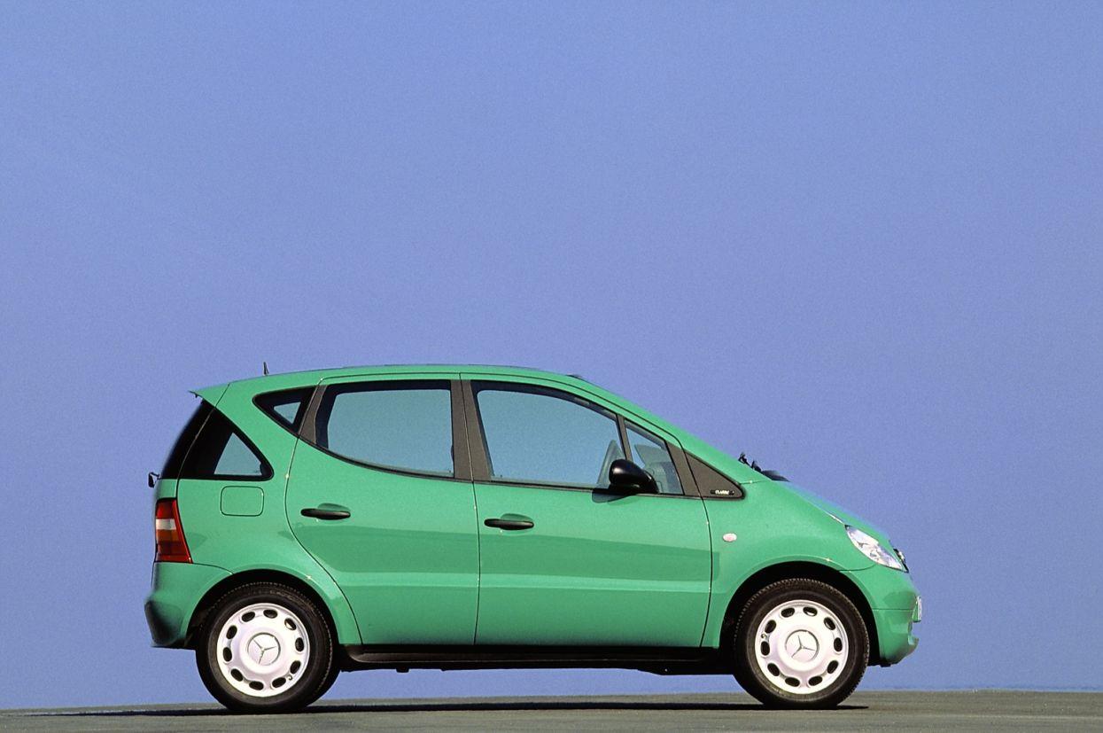 mercedes-benz_a_160 Carros fracassados: 10 fiascos da indústria automobilística