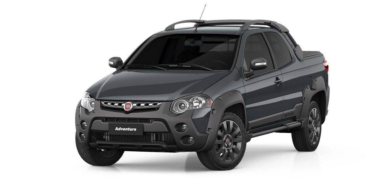 fiat-strada-2020 Carros ultrapassados: veja 10 modelos com projetos antigos...